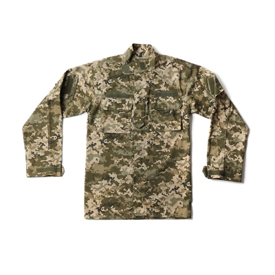 Camouflage jacket / pant 3