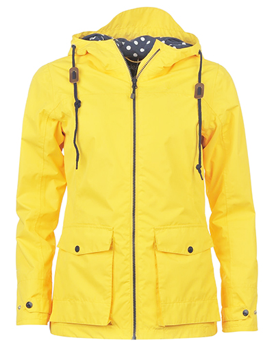 Windproof jacket 2