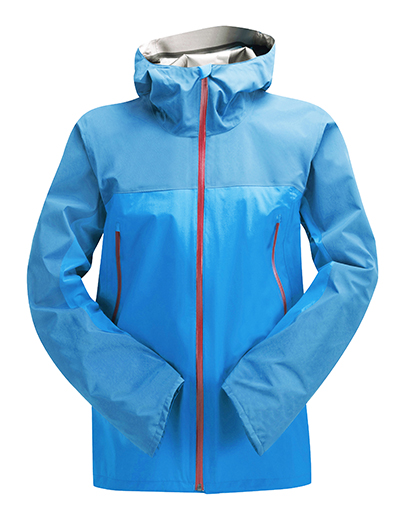 Waterproof jacket 2