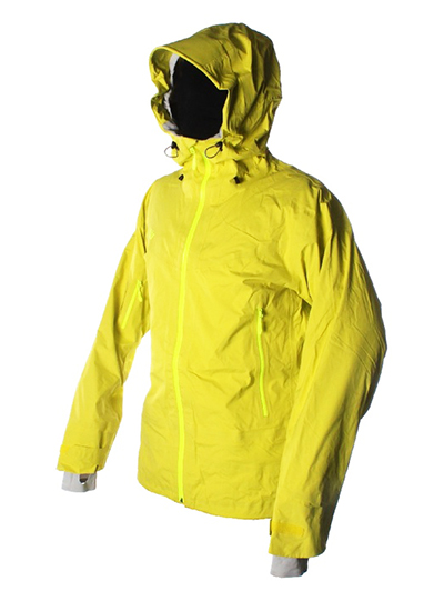 Windproof jacket 3